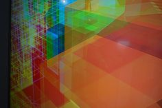 Miguel Chevalier Paris Art, Autumn Art, City Art, Art Fair, Light Art, Digital Art, Neon, Events, Neon Colors