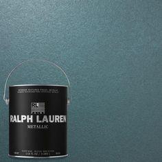 Radiant Platinum Silver Metallic Specialty Finish Interior Paint ME112