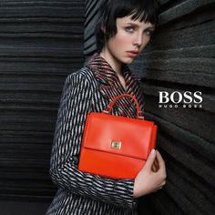 Boss Hugo Boss Ad Campaign Fall/Winter 2015/2016