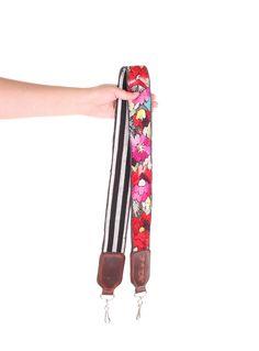 Nena and Co. camera strap