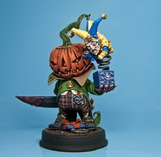Mr.Pumpkins, Dark Solicitor