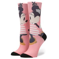 fcf553db808 Minnie Mouse   Sassy Minnie   Socks for Adults by Stance