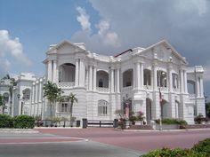 Ipoh's City Hall, Malaysia