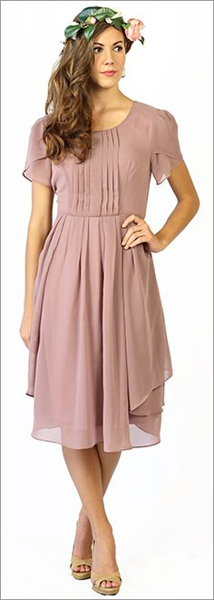 Cassidy Dress [MDS6890] - $59.99 : Mikarose Boutique, Reinventing Modesty