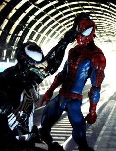 Marvel Select Venom vs. Spidey