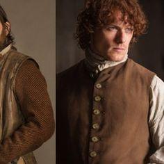 'Outlander' Exclusive Wedding Episode Sneak Peek: Jamie & Murtagh's Touching Chat