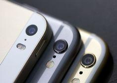 iPhone 6 Plus, iPhone 6 y iPhone 5s en detalle sus cámaras