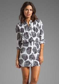 Diane von Furstenberg Deandra Dress. I actually have this dress and absolutely love it