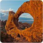 Arches National Park in Utah - another place to visit with dad