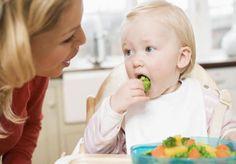 Làm bạn với con Phương pháp nấu ăn cho bé đang tập nhai