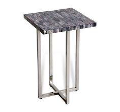 Interlude Olivia Side Table