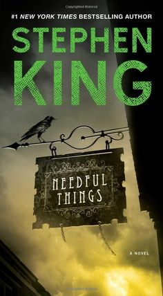 Needful Things • English Wooks
