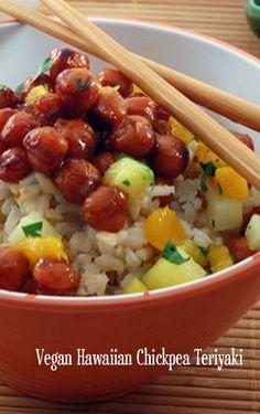 #MeatlessMonday with #Vegan Hawaiian Chickpea Teriyaki http://www.miratelinc.com/blog/meatless-monday-with-vegan-hawaiian-chickpea-teriyaki/ @miratel