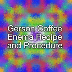 text procedure how to make coffee