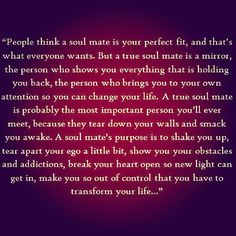I have a whole new outlook on soul mates after reading this. - @ooh_lalaa_livia- #webstagram