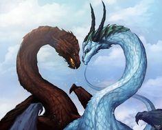 Dragons heart!