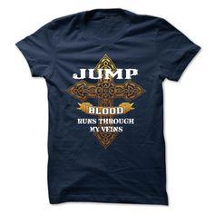 JUMP T-Shirts, Hoodies. ADD TO CART ==► https://www.sunfrog.com/Camping/JUMP-118848040-Guys.html?id=41382