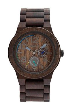 WeWOOD Kardo Chocolate Wooden Watchhttp://www.findcheapwireless.com/wewood-kardo-chocolate-wooden-watch/