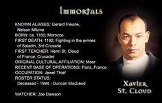 Xavier St Cloud