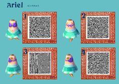 45 Best Ac Qr Code Disney Images In 2020 Animal Crossing Qr Qr