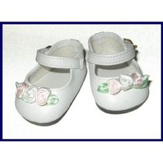 White Ankle Strap Mary Jane Doll Shoes Fit Bitty Baby and Terri Lee (Toy) http://www.amazon.com/dp/B0052XN9M6/?tag=httpzachlagco-20 B0052XN9M6