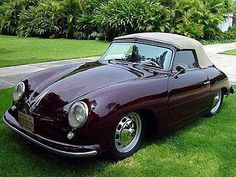 Classic Porsche 356 -- Just the car for my retirement years