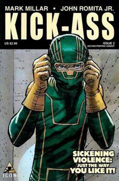 kick ass comic books covers | Comics Experience Blog: John Romita Jr. Could critique your art!