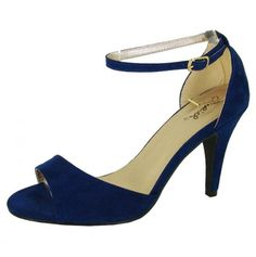 It is so hard to find nice Navy Blue shoes! These are perfect! Ilicia shoe