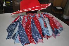 Scrap Skirt – Cowgirl Theme  | followpics.co