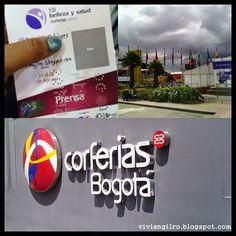 Así fue la feria Belleza y Salud 2014 en Corferias Bogotá en http://viviangilro.blogspot.com/2014/08/asi-fue-la-feria-belleza-y-salud-2014.html
