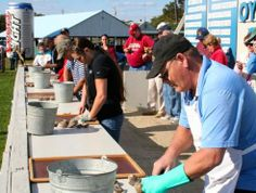 U.S. Oyster Festival - St. Mary's County Oyster Festival