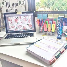 1. Use a different color for each course. Use different colored notebooks, pens, and pencils for each specified course that you are taking. If your notes are cluttered, chances are that the information inside of your brain will be cluttered as well. If you...