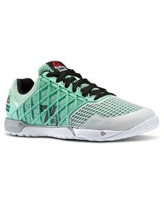Womens Reebok CrossFit Nano 4.0 - Performance, durability and comfort are packed into the latest evolution of the Nano training shoe. DuraCage technology delivers an indestructible, yet lightweight upper while RopePro protection wrap gives bite and support for rope climbs. Shock absorption in the forefoot and heel for comfort during any workout.