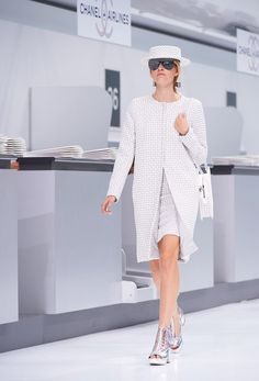 Ready-to-wear - Spring-Summer 2016 - Look 38 - CHANEL