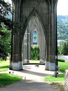 Portland, Oregon park