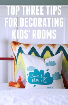 Street Design School : Top Tips for Decorating Kids' Rooms & Studio 5