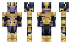 Thanos skin for Minecraft Minecraft Skins, Lego, Quilts, Blanket, Minecraft Images, Quilt Sets, Legos, Quilt, Rug