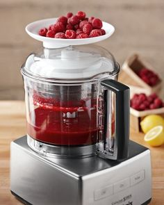 Magimix by Robot-Coupe Food Processor Juice Extractor & Smoothie Attachment #williamssonoma