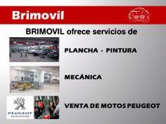 Brimovil te ofrece los mejores servicios de de PLANCHA y PINTURA y MECANICA a los mejores precios! http://www.brimovil.com