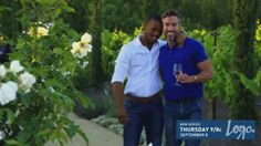 The Stars of Logo's Trashy Gay Dating Show Are Pretending It Isn't a Trashy Dating Show
