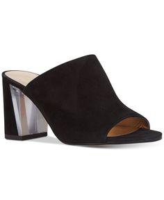 Nine West Gemily Block-Heel Mules