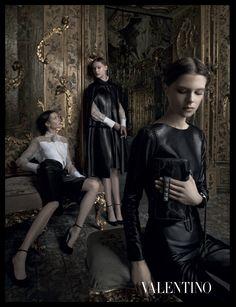 Valentino Fall/Winter 2012-13 Advertising Campaign