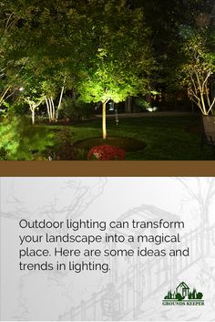 Why switch to LED landscape lighting? We've got three great reasons right here and yes, one of them will save you a ton of money!