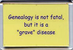 #GenealogyHumor