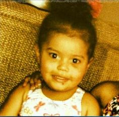 RIP 2 year old Ananhie Fernandez:  She died after her mother's boyfriend threw her against a wall.