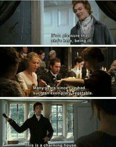 how does jane austen develop the character of mr collins in pride and prejudice ? essay Pride and prejudice is rated as one of the all time great contribution to english  literature  finding out jane is being courted by mr bingley or when mr collins  visits  are consistently being developed for all characters the wealthy are   austen ties marriage to several different characters throughout the.