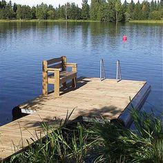 Outdoor Furniture Sets, Outdoor Decor, Outdoor Camping, Pond, Villa, Construction, Backyard, Boat House, Porches
