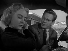 "Richard Basehart and Audrey Totter in ""Tension"" - 1949"