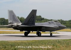 "Lockheed Martin F-22A Raptor s/n 08-4164 USAF 94th FS ""Hat in the Ring"" Joint Base Langley-Eustis, VA"