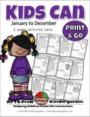ENTER+TO+WIN+-+Kids+Can+(A+Year+Of+Activities)  This+is+a+B&W+Print+&+Go+Printable+Pack!!+ 27+Pages+  This+is+a+fun+activity+pack+that+includes+2-pages+of+fun+per+month+for+kids+to+do.+.++A+GIVEAWAY+promotion+for+Kids+Can+(A+Year+Of+Activities)+from+RFTS+PreK-Kindergarten+on+TeachersNotebook.com+(ends+on+2-29-2016)